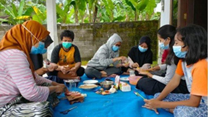 Camilan Anak Alternatif Selama Pandemi Covid-19 Kreasi Mahasiswa KKN Undip