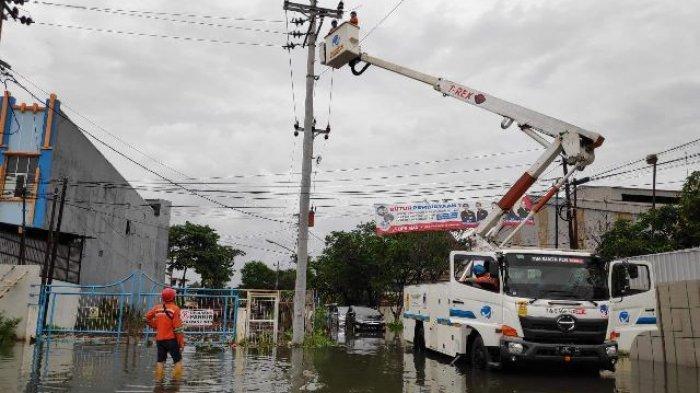 PLN Telah Pulihkan 100 Persen Aliran Listrik di Kota Semarang Setelah Sempat Terkendala Banjir