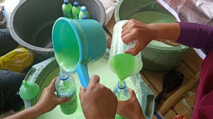 Berawal Kegiatan Senam Lansia, Kelompok Mekarsari Banjarnegara Produksi Sabun Cuci
