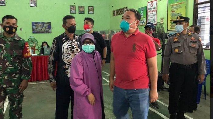 Lakukan Vaksinasi Lebih Dekat di Masyarakat, Capaian Vaksin Dosis 1 Semarang Capai 93,8 persen