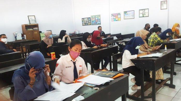 Proses PPDB Tingkat SMA Masuk Tahap Verifikasi, Sekolah Cocokkan Data Calon Siswa