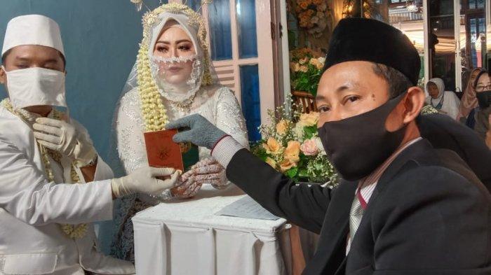 Musim Nikah, Kemenag Batang Kembali Imbau Prosesi Pernikahan Disiplin Prokes