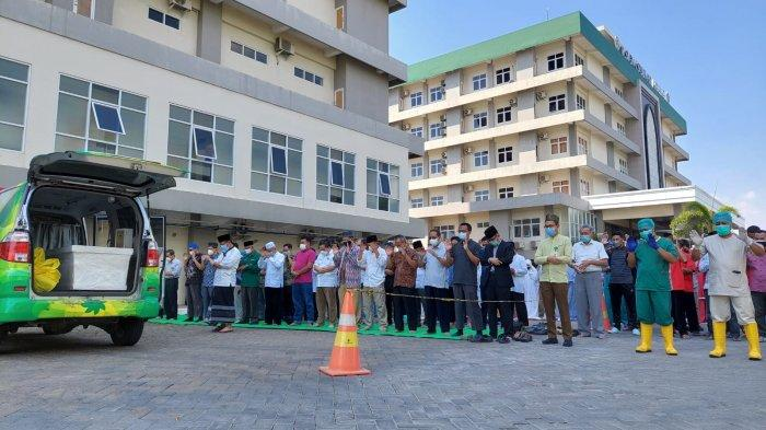 Berita Duka, Prof Dr dr Taufiqurrachman Nasihun Guru Besar Unissula Semarang Berpulang