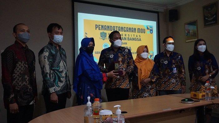Prodi S1 Farmasi UBH Siap Implementasi MBKM dengan Sekolah Tinggi Ilmu Farmasi Nusaputera Semarang