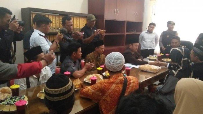 Aristiyanto Menikahi Farah di Polres Boyolali, Kali Pertama Fasilitasi Pernikahan Tersangka