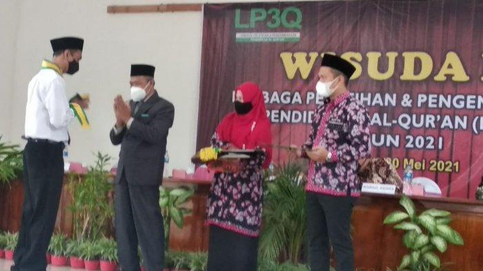481 Pengajar LPQ di Kota Semarang Lulus Pendidikan Peningkatan Kompetensi