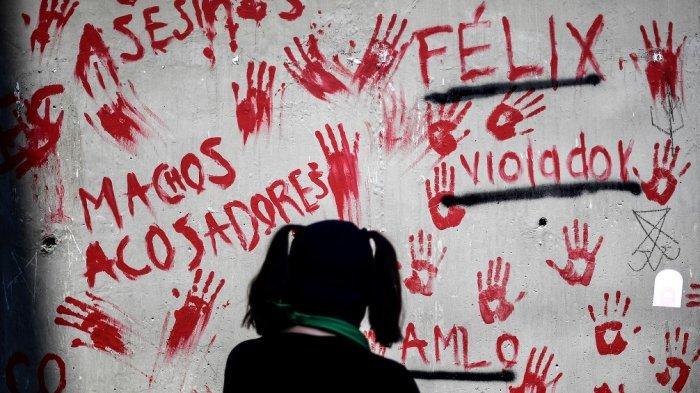 Aksi Protes Femisida Aktivis Perempuan Berujung Bentrok, 4 Orang Terluka