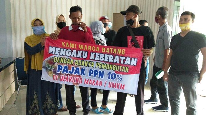 Pemilik Warung di Batang Protes Kejelasan Kewajiban Pemasangan Tapping Box