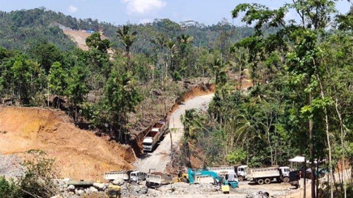 Seluk Beluk Bendungan Bener Calon Waduk Tertinggi di Indonesia