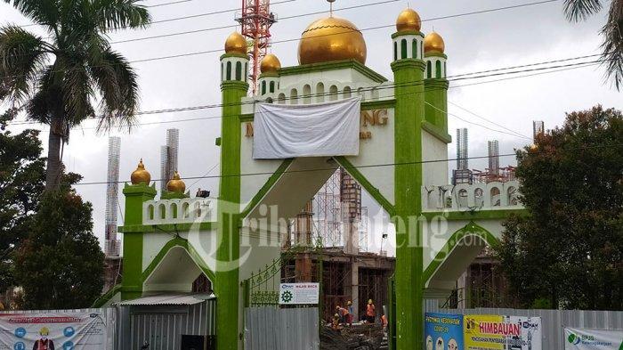 Komisi C DPRD Karanganyar Monitoring Pembangunan Masjid Agung