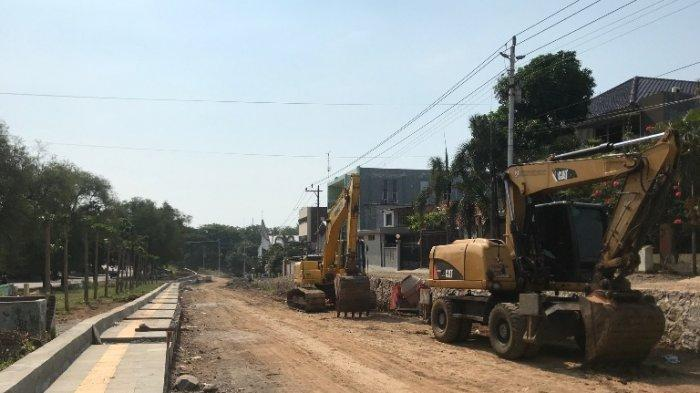 Pengiriman Material Telat, DPU Kota Semarang Optimistis Proyek Jalan Sriwijaya Bisa Rampung Oktober