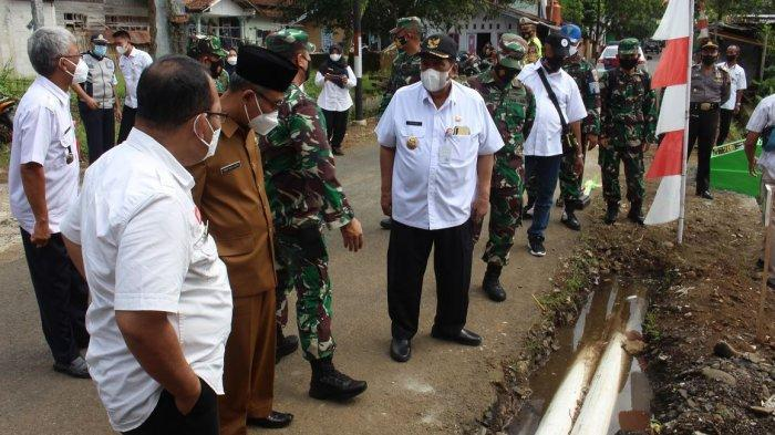 Musim Kemarau Desa Ponjen Tak Akan Kesulitan Air Bersih Lagi, Berkat Proyek TMMD Sengkuyung