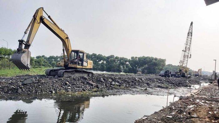 Pemerintah Kota Tegal Mulai Kerjakan Proyek Taman Kali Siwatu