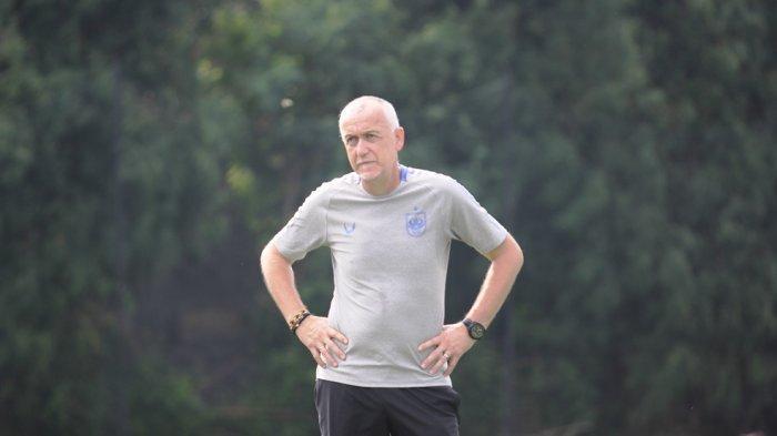 Pelatih PSIS Dragan Djukanovic Sudah Tiba di Indonesia, saat Ini Isolasi, Tak Sabar Menuju Semarang