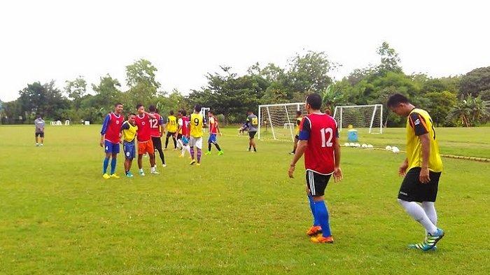 PSIS Semarang Gelar Latihan dan Seleksi Kedua di Lapangan Terang Bangsa