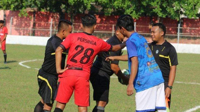PSISa Tumbangkan Tuan Rumah Persinga Ngawi 1-0, Pelatih Ingatkan Pemain Tidak Mudah Puas