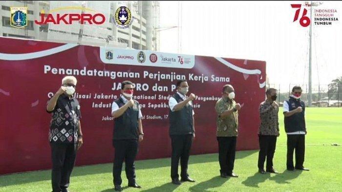 JIS Bikin Timnas Indonesia Merasa Nyaman