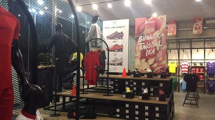 PSSI Resmikan Garuda Store di SUGBK, Jual Merchandise Timnas Indonesia