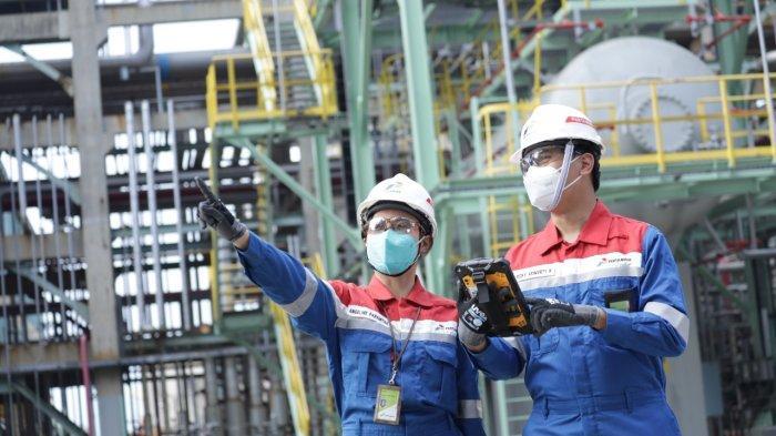 Pertamina Cilacap Raih ISO 50001 : 2018 Sistem Manajemen Energi