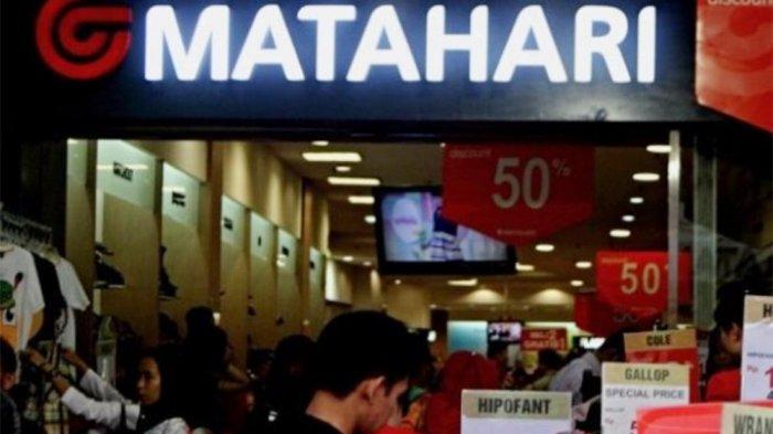 Matahari Department Store Lirik Konsep Penjualan Digital