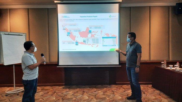 Stok Pupuk Bersubsidi di Jateng Aman, Ini Syarat Petani yang Berhak Dapat Pupuk Subsidi