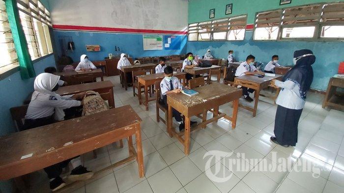 Sekolah Mulai Siapkan Perpanjangan Uji Coba PTM Tahap Kedua