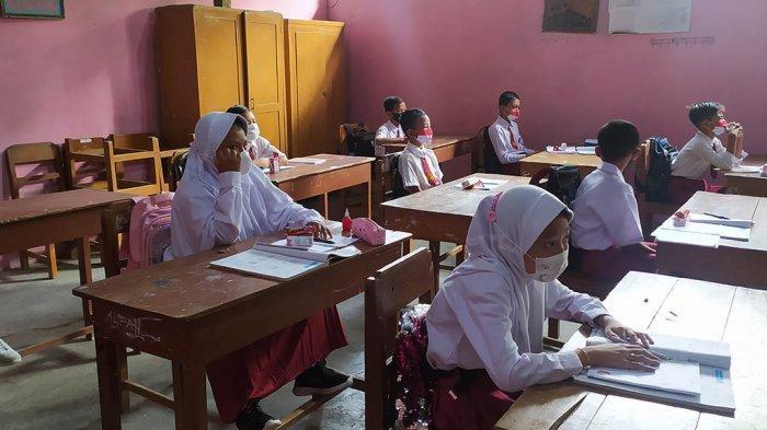 Prokes PTM Sekolah di Kabupaten Sragen Semakin Hari Tambah Bagus