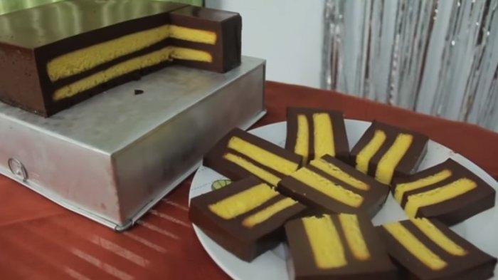 Resep Puding Madona Kombinasi Kue dan Puding Khas Ambon