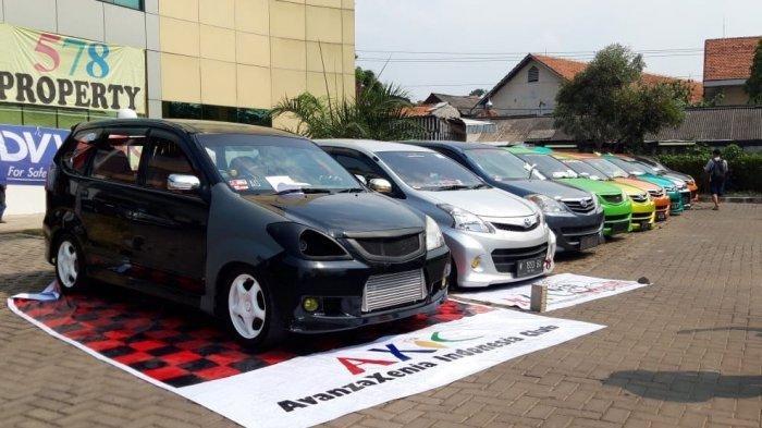 Puluhan Mobil Modifikasi Ramaikan Kopdar AXIC ke - 4 di UTC Semarang