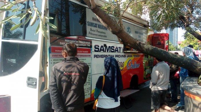 JadwalSamsatKeliling Semarang Hari IniSabtu8 Mei 2021 Buka di Empat Lokasi