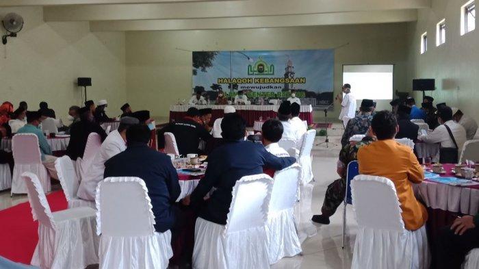 Puluhan Ormas di Batang Bersatu Lakukan Petisi Dukungan Pembangunan Islamic Center