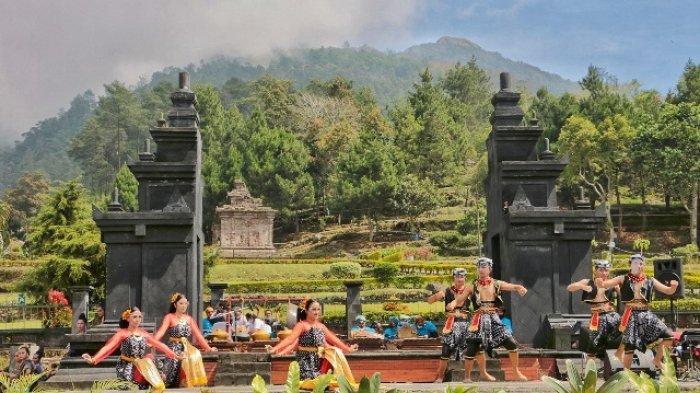 Pantauan Kunjungan Wisata di Kawasan Bandungan Masih Sepi