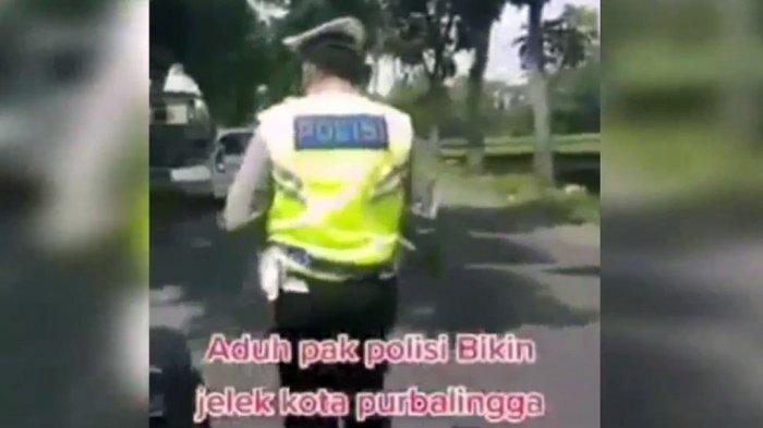 Video Pungli Polisi Purbalingga Tahun 2019 Diposting Lagi: Orangnya Minta Maaf