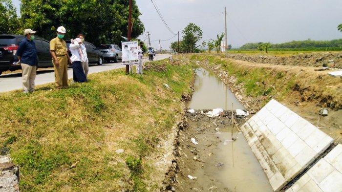 Digelontor Dana Miliaran Rupiah, Pemkab Kendal Garap Rehabilitasi Saluran Air Induk dan Sekunder