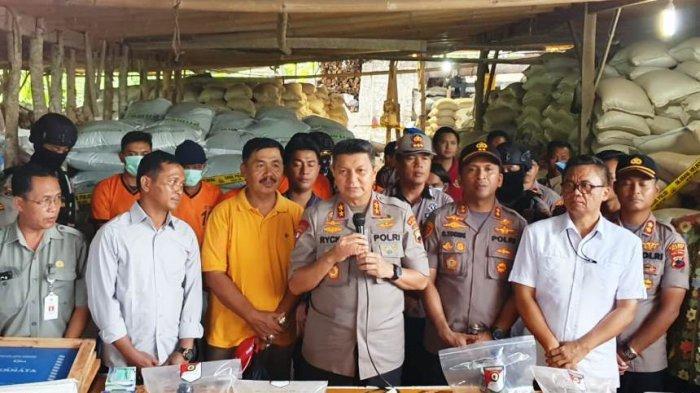 Pabrik Pupuk Ilegal Digerebek, Kapolda: Empat di Wonogiri, Pengembangan Laporan Petani Klaten