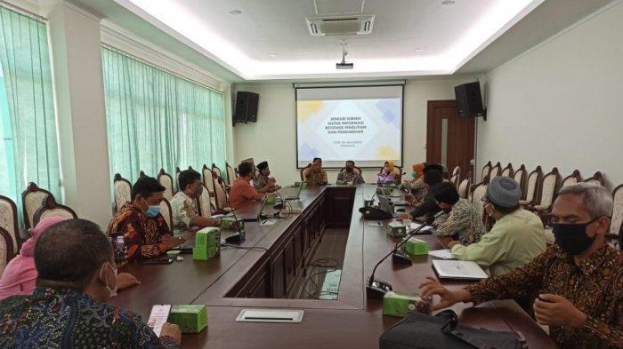 Jelang Peluncuran Walisipendimas, LP2M UIN Walisongo Semarang Selenggarakan Diskusi Ilmiah
