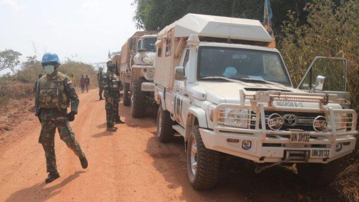 Di Bawah Ancaman Para Bandit Kongo Bersenjata AK-47, TNI Tak Gentar Bebaskan Warga AS yang Disandera