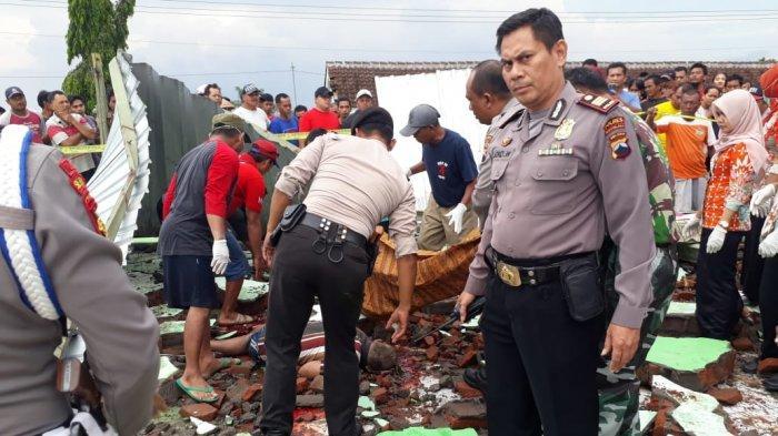 Puting Beliung Tewaskan Buruh Boyolali, Polisi: Ada Luka di Kepala dan 2 Pergelangan Kaki Putus