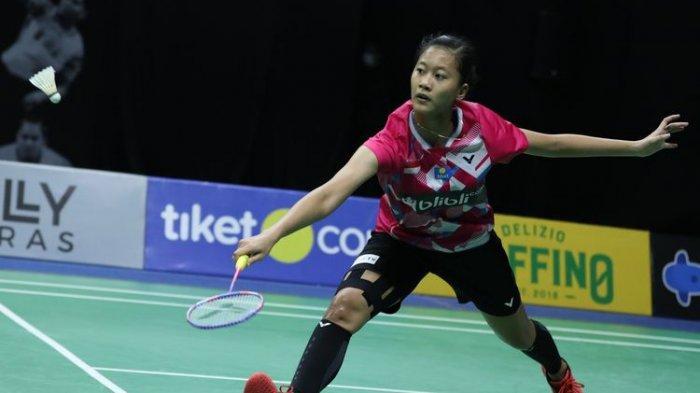 Debut Putri Kusuma Wardani di Piala Sudirman Saat Indonesia Kalahkan Denmark 3-2