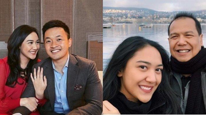 Inilah Sosok Guinandra Jatikusumo Calon Suami Putri Indahsari Anak Konglomerat Chairul Tanjung
