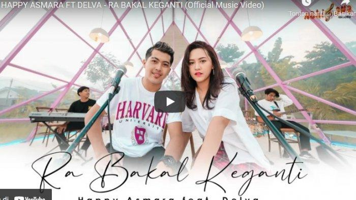Chord Kunci Gitar dan Lirik Lagu Ra Bakal Keganti Happy Asmara feat Delva
