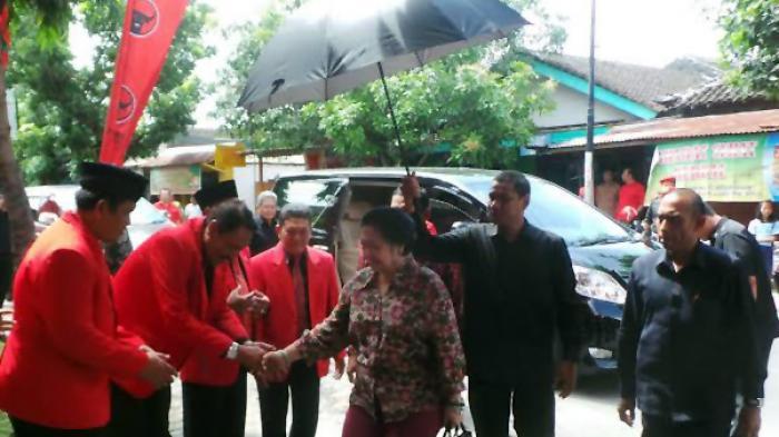 Rabu, Megawati Terima Gelar Doktor HC dari Universitas Padjajaran