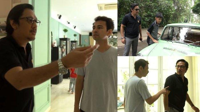 Andre Taulany Tak Terima Raffi Ahmad Naikkan Harga Morris Jadi 1 M, Akhirnya Ditempuh Jalan Tengah