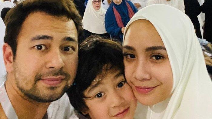 Raffi Ahmad Berniat Namai Anak Keduanya King Raja Sultan Ahmad