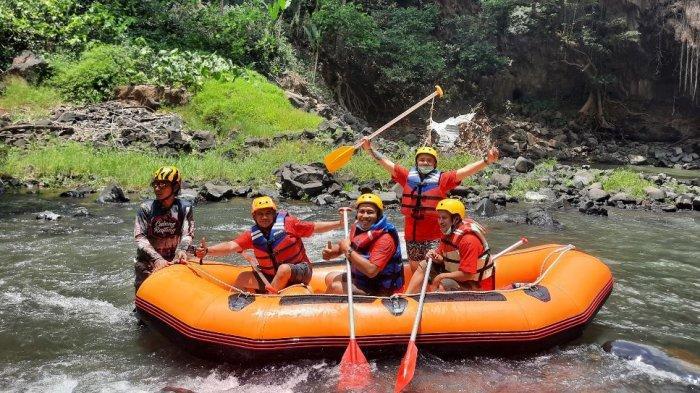 Asyiknya Rafting di Cubeng Pemalang, Wakil Ketua ASPPI Ismayasari: Sangat Mengagetkan