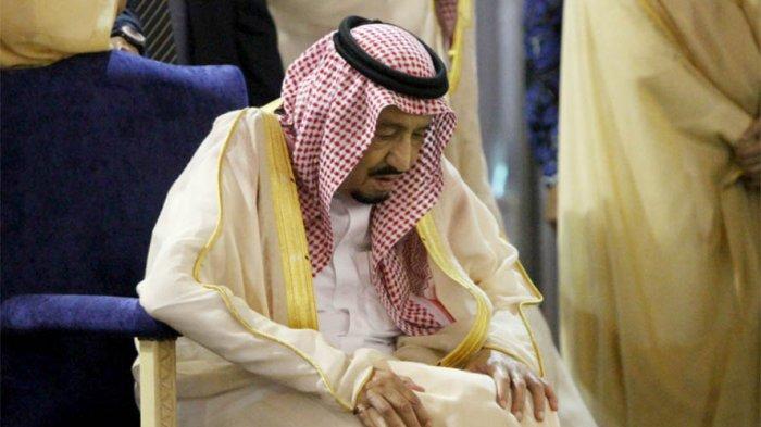 Raja Salman Jemput Paksa Rizieq Shihab dalam Penjara, Jokowi Makin Terpojok? Cek Faktanya