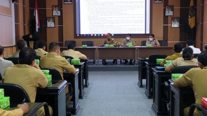 Aset Milik Pemerintah Karanganyar Yang Belum Bersertifikat Akan Diselesaikan Melalui PTSL 2021