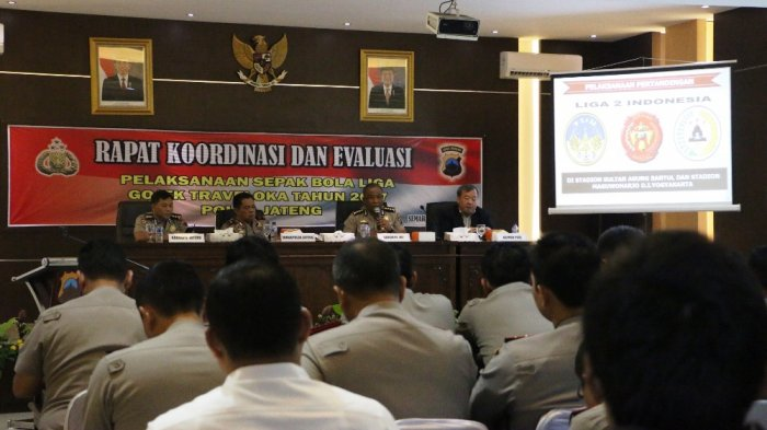 Kepolisian Minta PSSI Larang PSS Sleman Bawa Suporter Saat Berlaga di Jateng