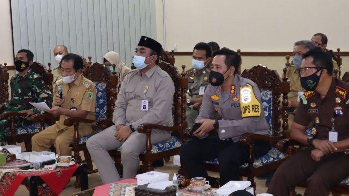 2.322 Nakes Banjarnegara Sudah Divaksin