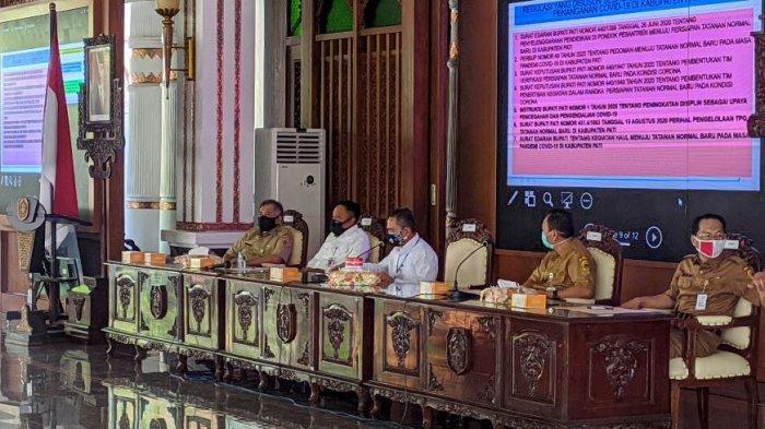 Bupati Pati Haryanto Siapkan Aturan Pelaksanaan Peringatan Tahun Baru Islam 1442 Hijriah